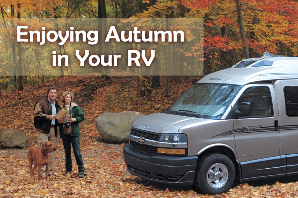 Autumn RV Fun
