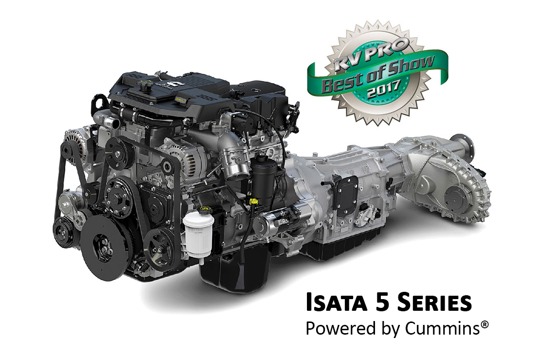 The Award-Winning Isata-5