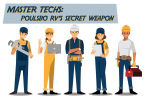 Master Techs: Poulsbo RV's Secret Weapon