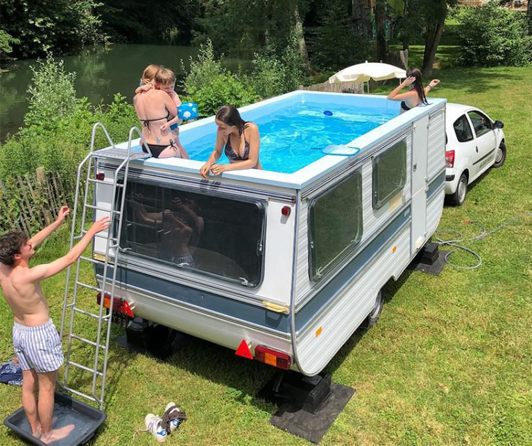 Trailer Pool