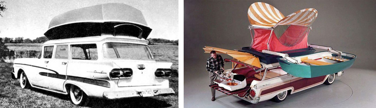 The Country Squire: Frankencar