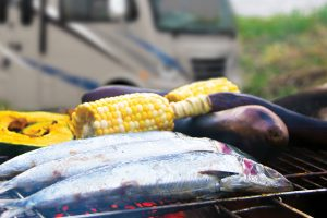 Tailgating, Grilling, Barbecuing, and RV Cooking