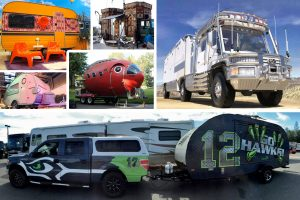 There are RVs … and there are RVs