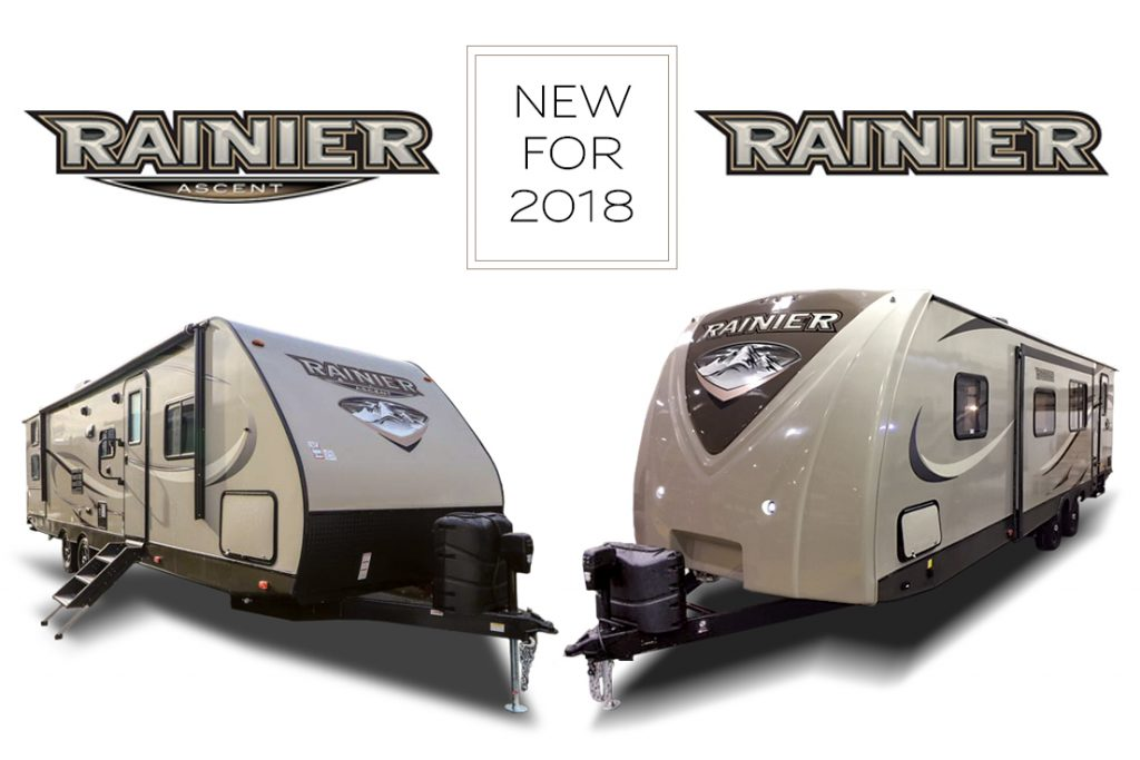 Our Re-Designed Rainier Lines