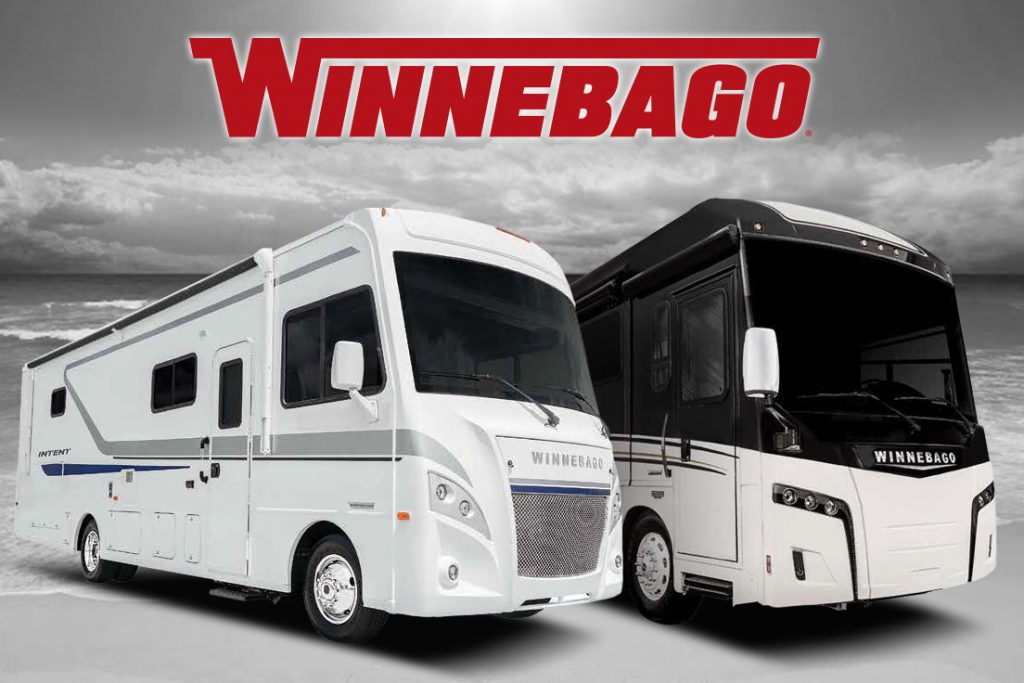 Two New Class As from Winnebago, Coming to Poulsbo RV