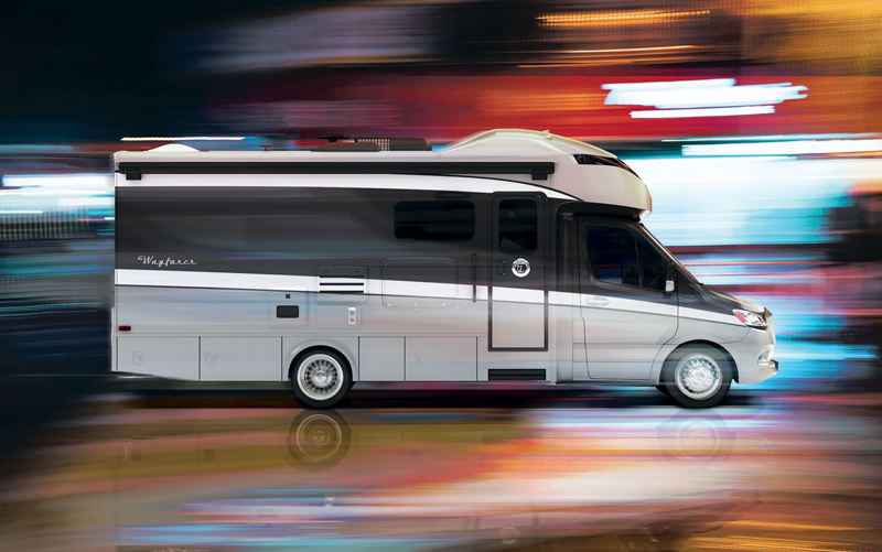 New & Featured RVs