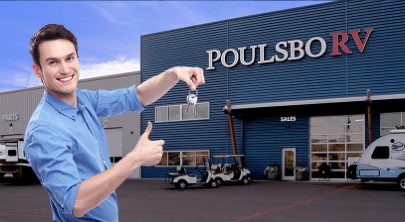 Poulsbo RV is Open