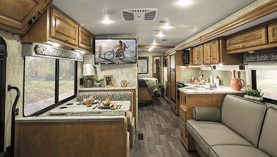 CROSSROADS ZINGER RV Dealer