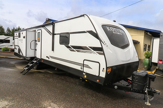 Dutchman travel trailer
