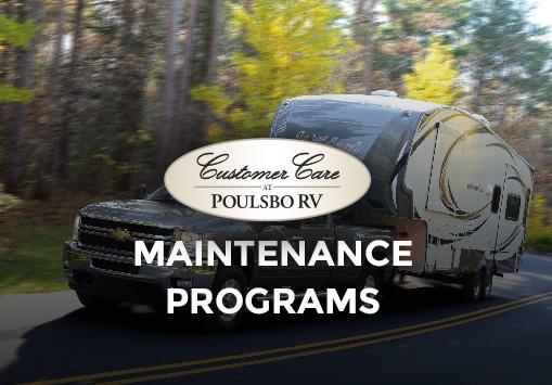 RV Maintenance booklet