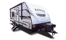 kodiak travel trailer