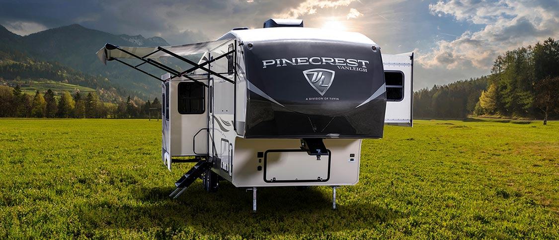 Pinecrest fifth wheel