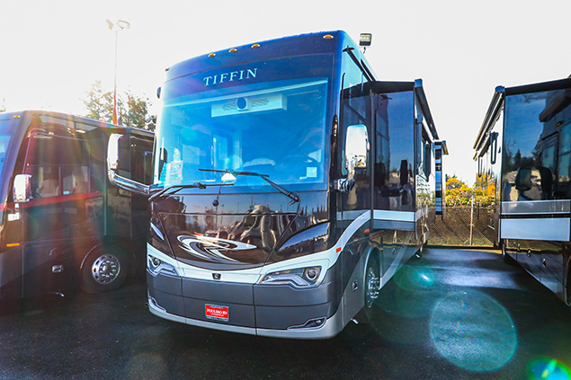 2021 TIFFIN ALLEGRO BUS 40IP