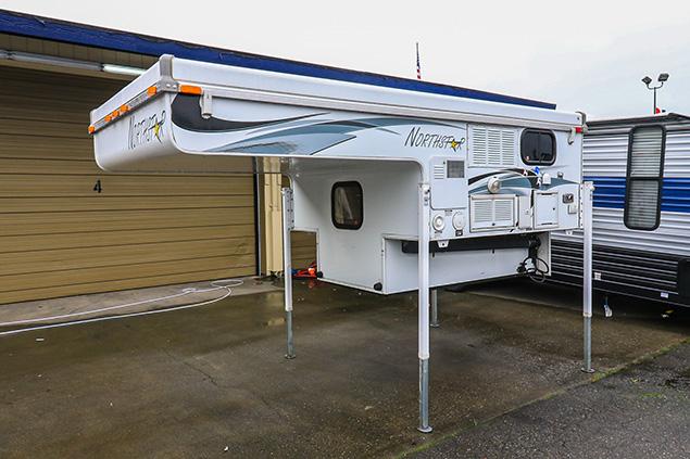 2013 NORTHSTAR 600SS TRUCK Camper