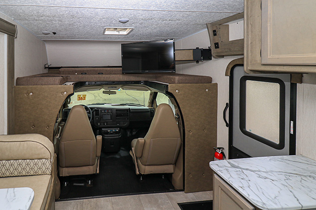 2020 COACHMEN FREELANDER 23FS