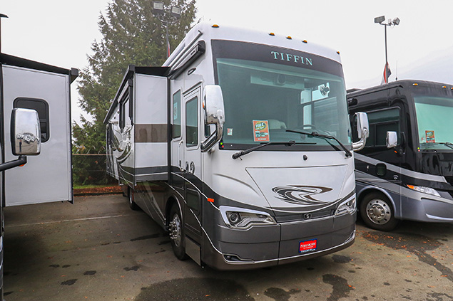 2021 TIFFIN ALLEGRO BUS 35CP