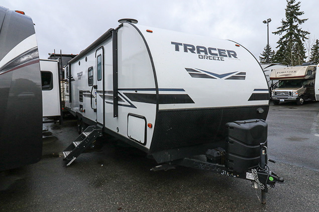 2020 PRIME TIME TRACER 31BHD