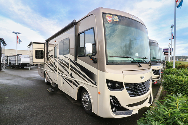 2020 FLEETWOOD FORTIS 33HB