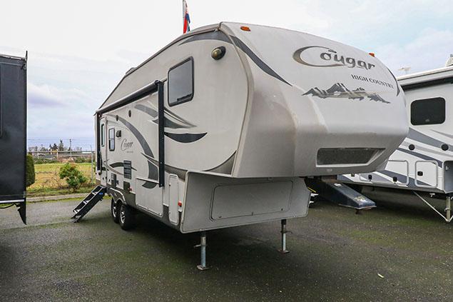 2011 Keystone Cougar 246RLS