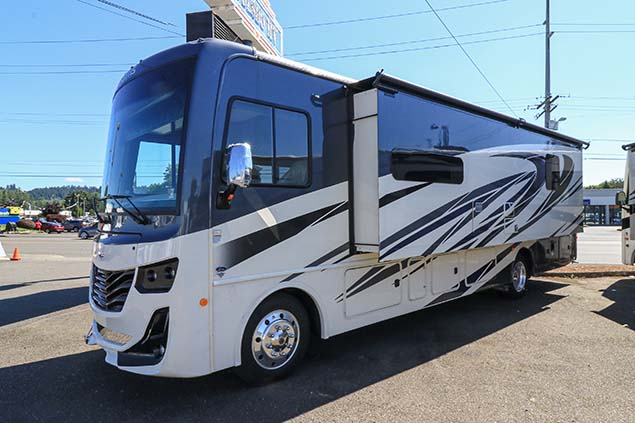2021 FLEETWOOD FORTIS 33HB
