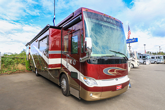 2018 TIFFIN ALLEGRO BUS 37AP