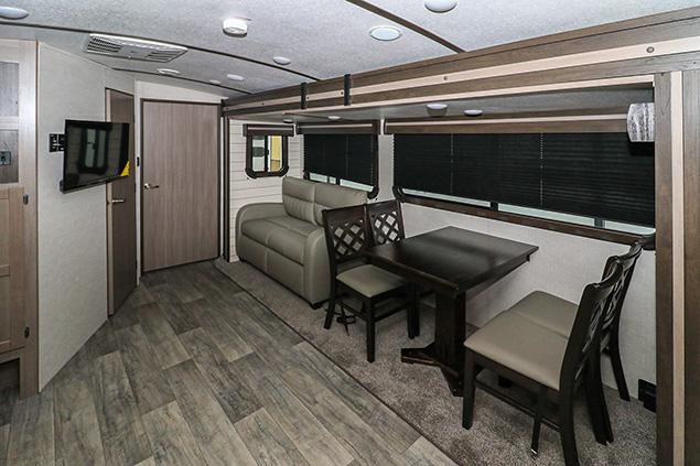 2021 CROSSROADS SUNSET TRAIL SUPER LITE 257FK