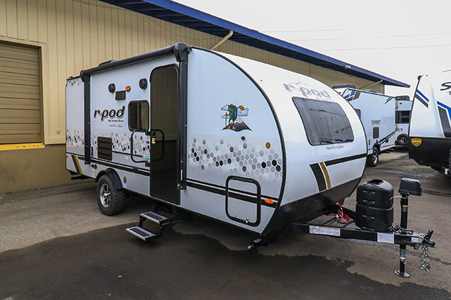 2021 FOREST RIVER R-POD 193