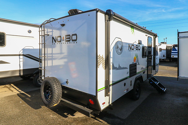 2021 FOREST RIVER NOBO 19.8
