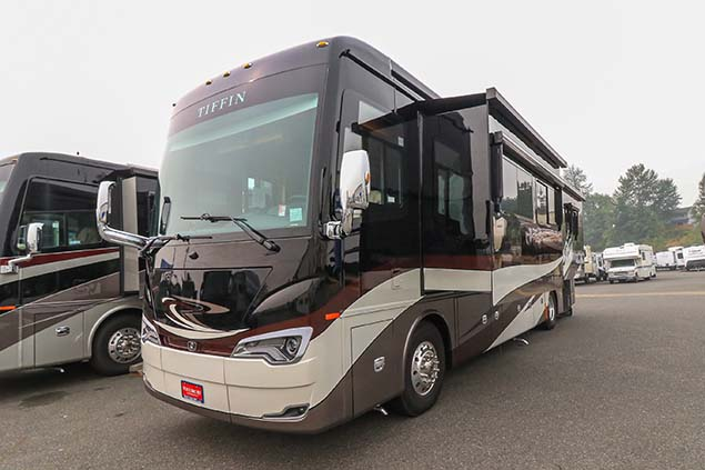 2021 TIFFIN ALLEGRO BUS 37AP