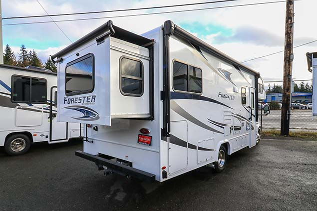 2019 FOREST RIVER FORESTER 2501TS