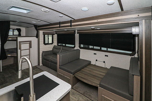 2021 CROSSROADS SUNSET TRAIL SUPER LITE 272BH