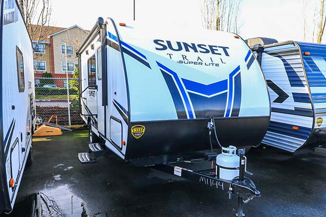 2021 CROSSROADS SUNSET TRAIL SUPER LITE 186BH
