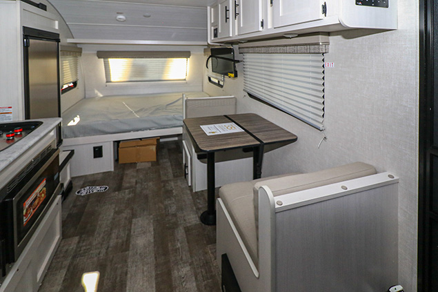 2021 FOREST RIVER R-POD 180