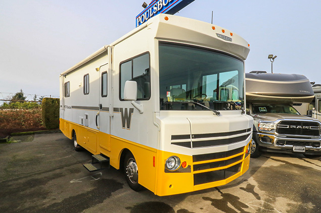 2014 Winnebago Tribute 27B