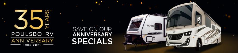 Anniversary Specials
