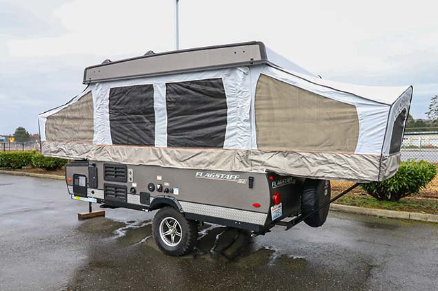 2019 FOREST RIVER FLAGSTAFF 206ST