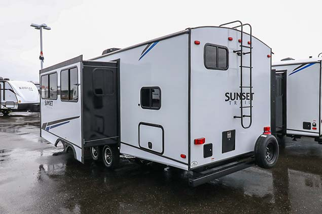 2021 CROSSROADS SUNSET TRAIL SUPER LITE 272BH