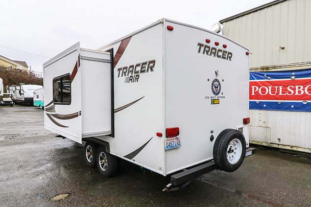 2014 PRIME TIME TRACER 215 AIR