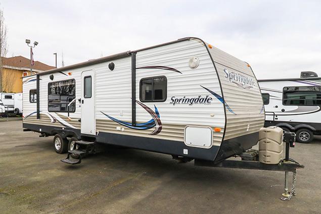 2014 Keystone Springdale 293RKSSR