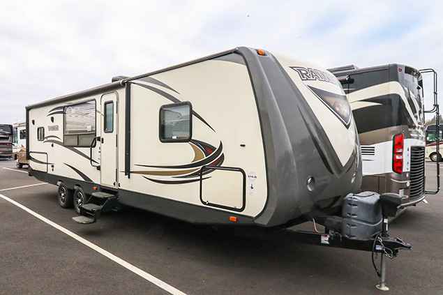 2016 Forest River Rainier 268RKS