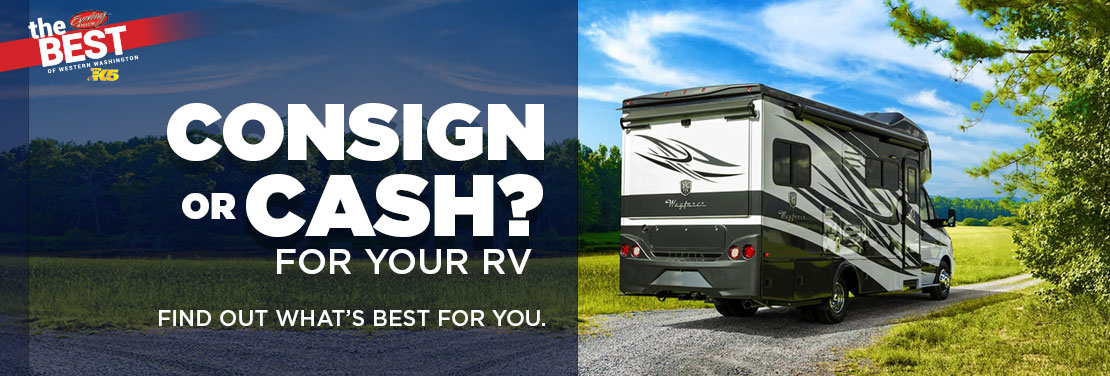Consign or sell your RV
