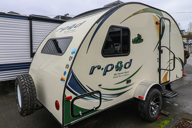 2014 FOREST RIVER R POD 176