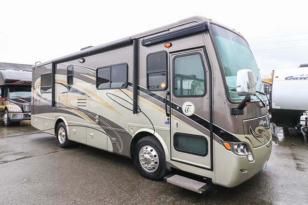 2011 Tiffin Breeze 28BR