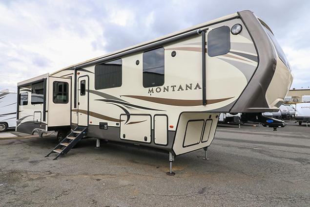 2017 Keystone Montana 3810MS