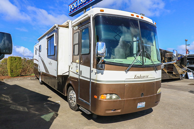 2002 Holiday Rambler Endeavor 40DST