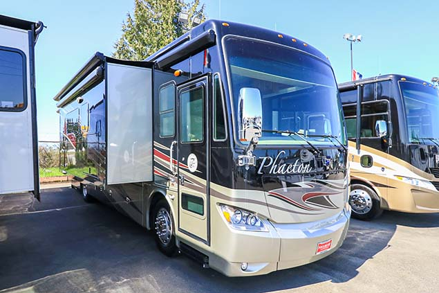 2014 Tiffin Phaeton 36GH
