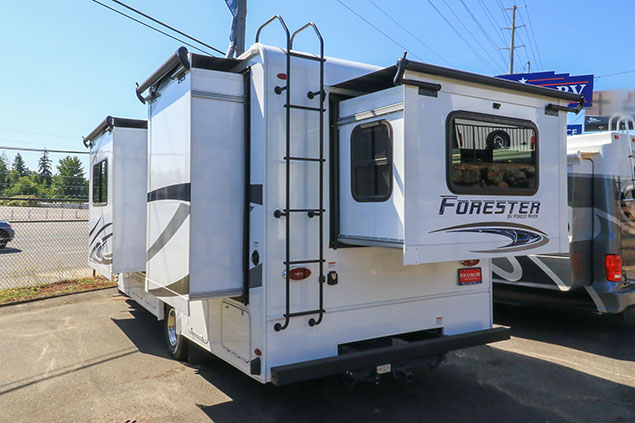 2020 FOREST RIVER FORESTER 2501TS