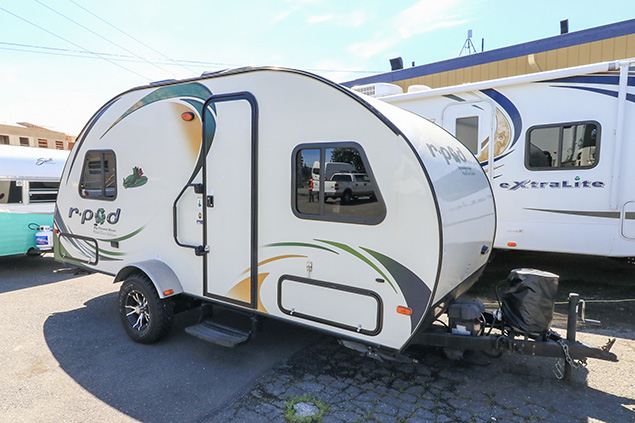 2014 Forest River R Pod 178