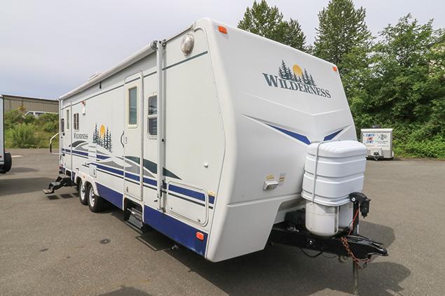 2007 Fleetwood Wilderness 250RL
