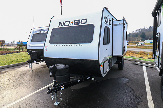 2021 FOREST RIVER NOBO 16.6